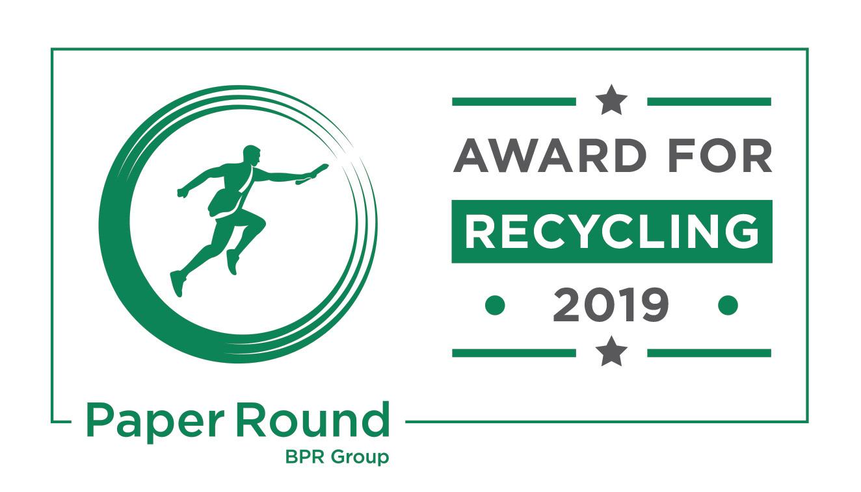 Paper Round Award 2019