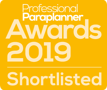 Professional Paraplanner Awards 2019