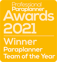 Professional Paraplanner Awards 2021 – Paraplanner Team of the Year